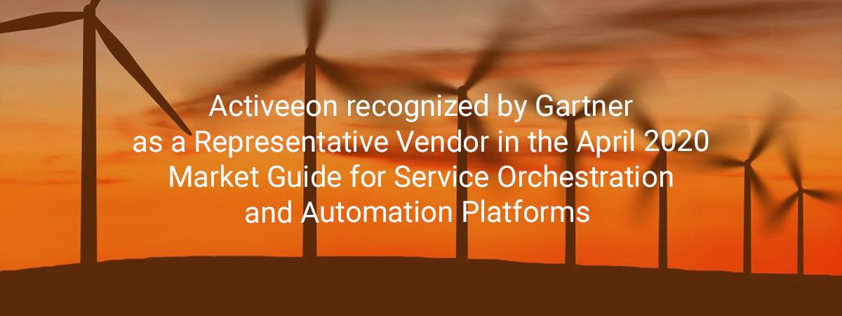 activeeon named in gartner market guide