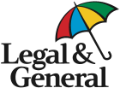 logo legal and general, insurance company